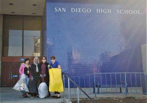 Visit San Diego High School