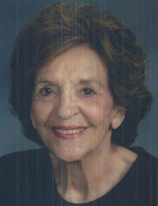 Mary Louisa Geroche