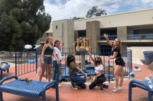 Renewing the SDHS Fountain
